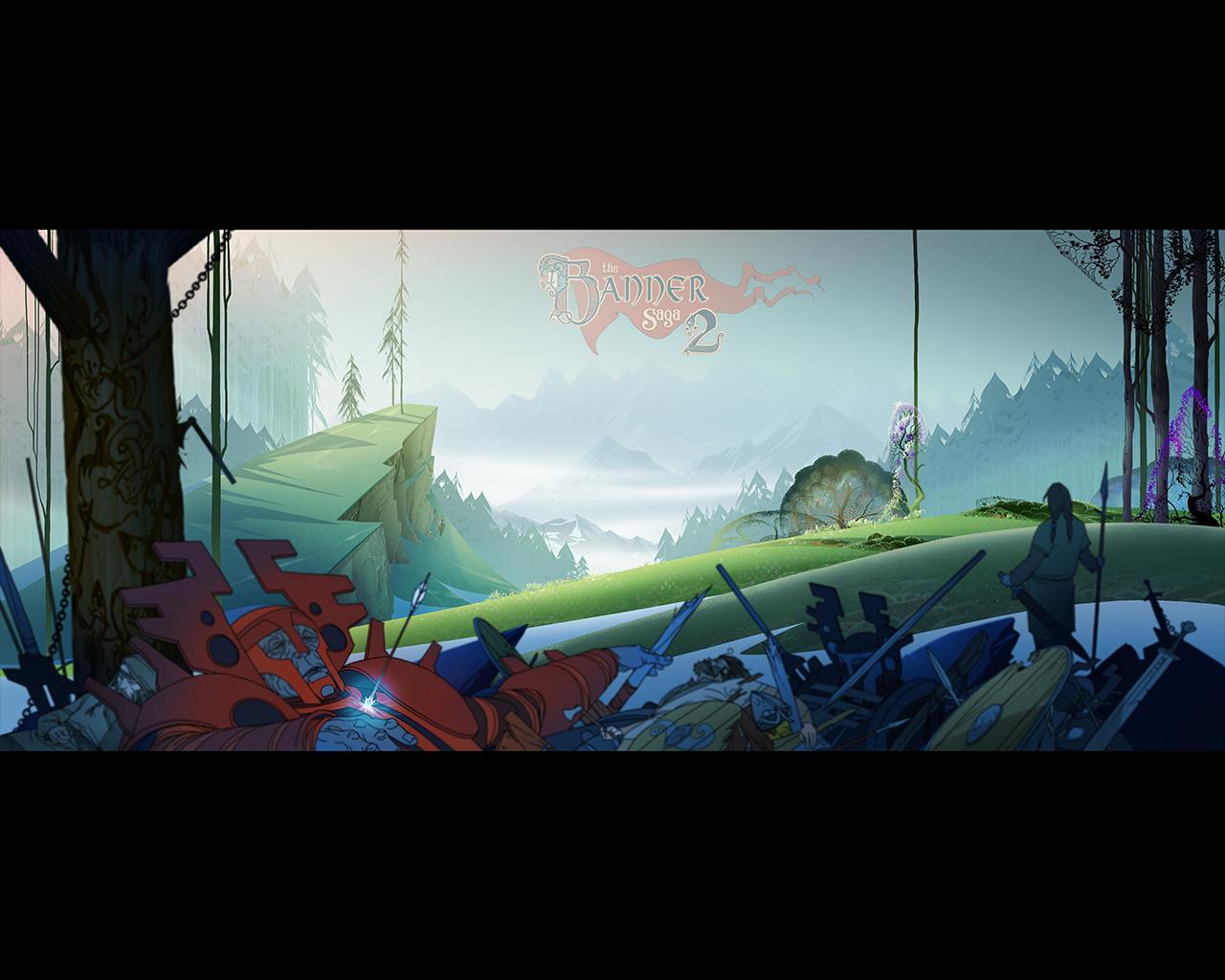 The Banner Saga Banner Saga 2 Wallpaper