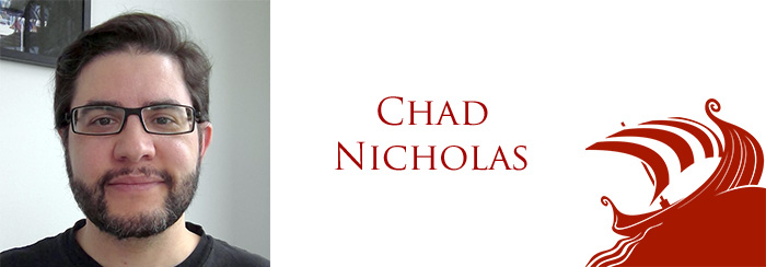 Chad Nicholas Interview