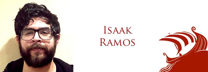 Isaak Ramos Interview