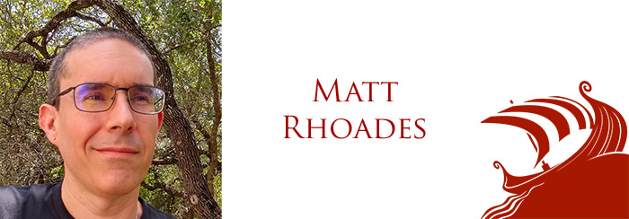 Matt Rhoades Interview